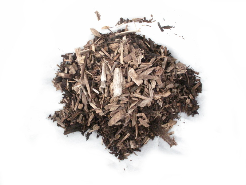 wood mulch for garden